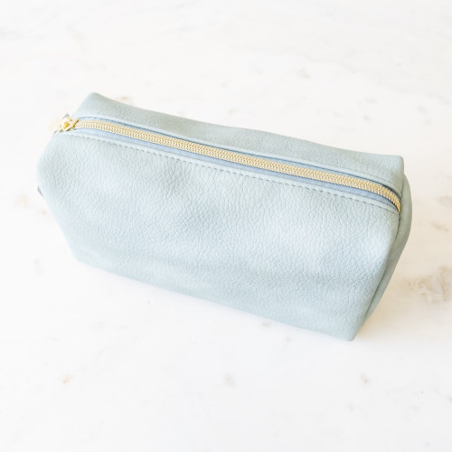 Tatum Cosmetic  Bag Mint