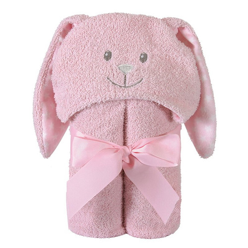 Hooded Towel Bunnie