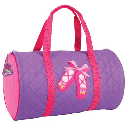 Quilted Duffle - Ballet