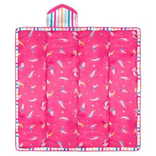 Wipeable Play Blanket - Mermaid