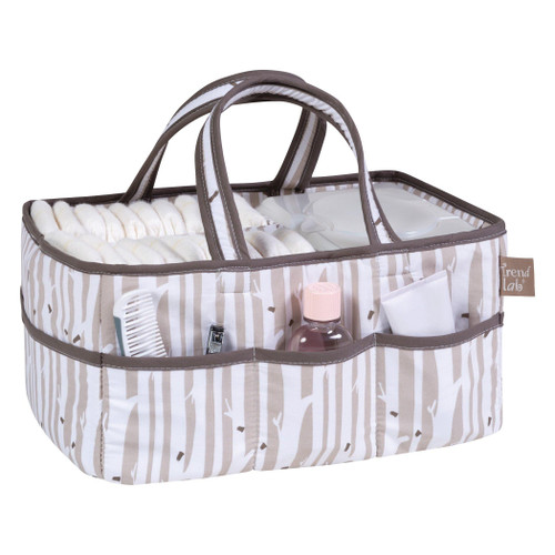 Diaper Caddy - Birch