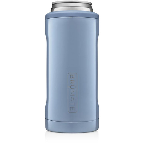 Brumate 12oz Slim Can Cooler - Denim