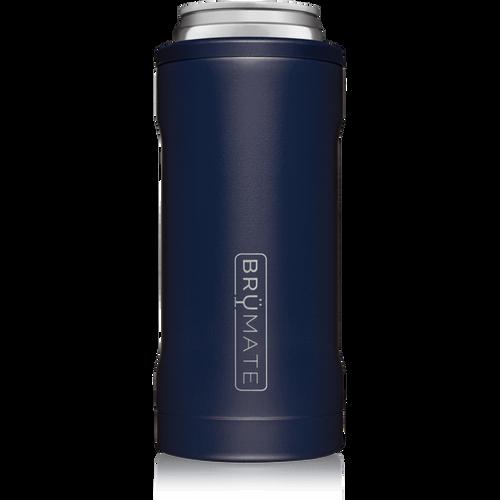 Brumate 12oz Slim Can Cooler - Matte Navy