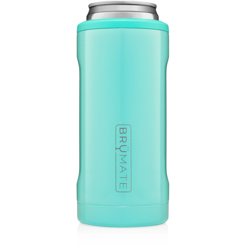 Brumate 12oz Slim Can Cooler - Aqua