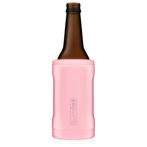 Brumate 12oz Bottle Cooler - Blush