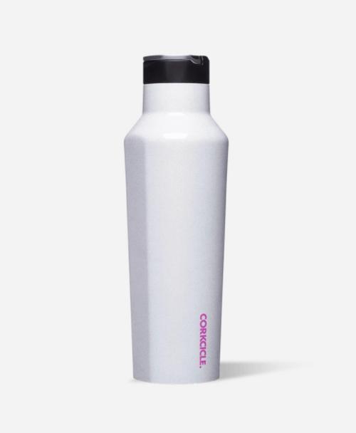 Sport Canteen 20oz - Glitter White