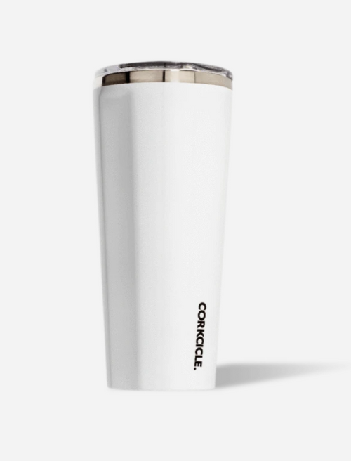 Tumbler 24 oz - Gloss White