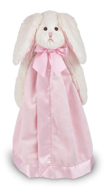 Bearington Baby Snuggler - Pink  Bunny