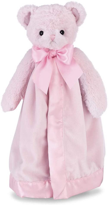 Bearington Baby Snuggler - Pink Bear