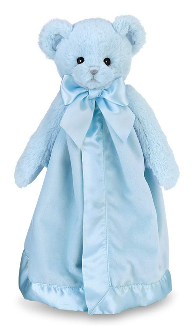 Bearington Baby Snuggler - Blue Bear