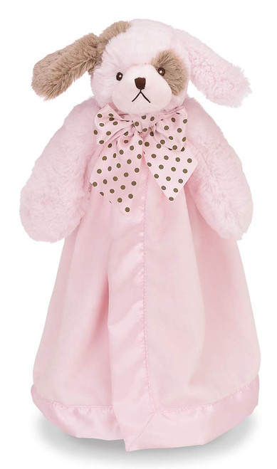Bearington Baby Snuggler - Pink  Dog