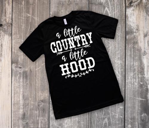 A Little Country, A Little Hood