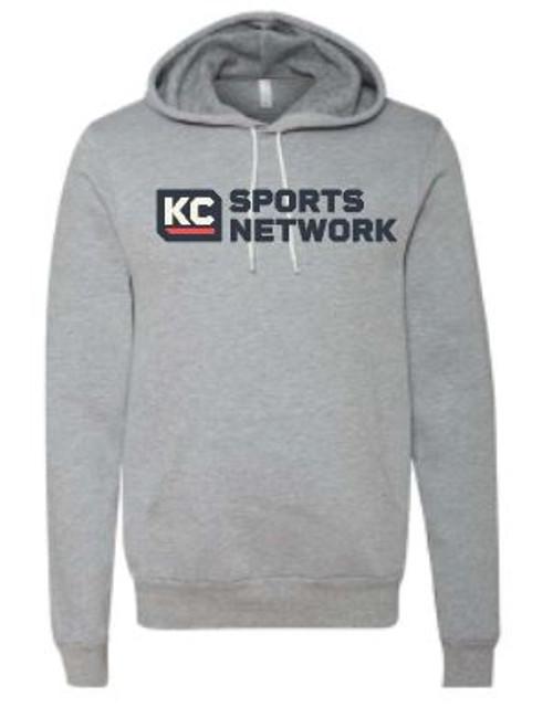 KCSN Hoodie Grey