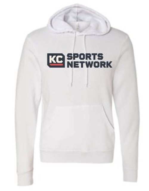 KCSN Hoodie White