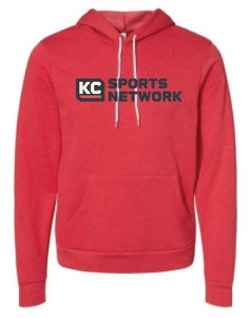 KCSN Hoodie  Red