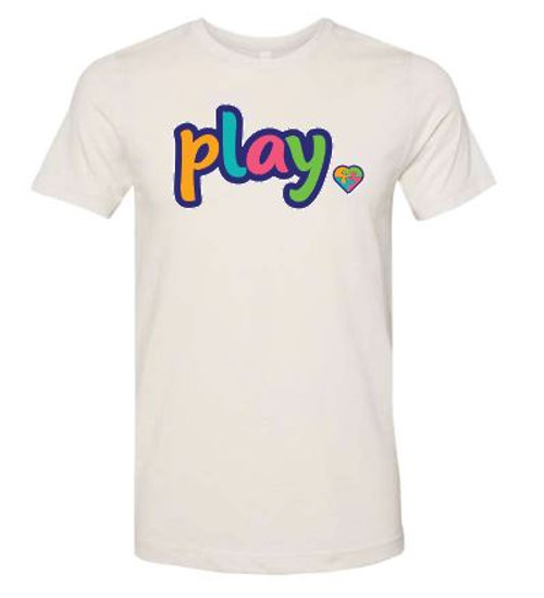 Play SS Tee Cement