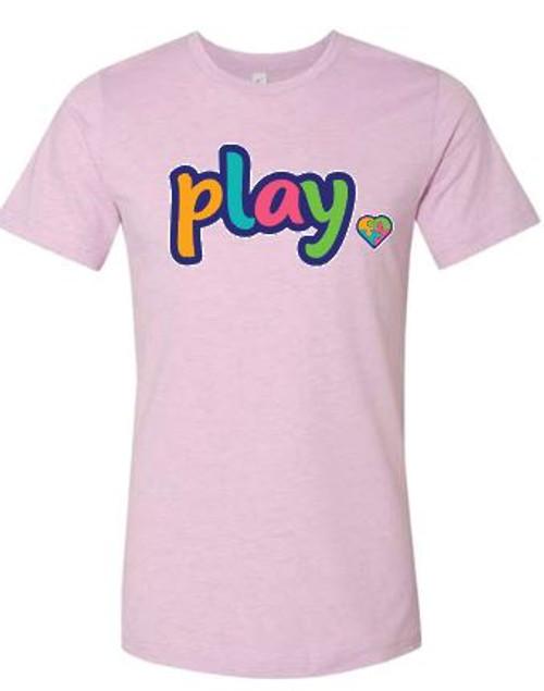 Play SS Tee Lilac