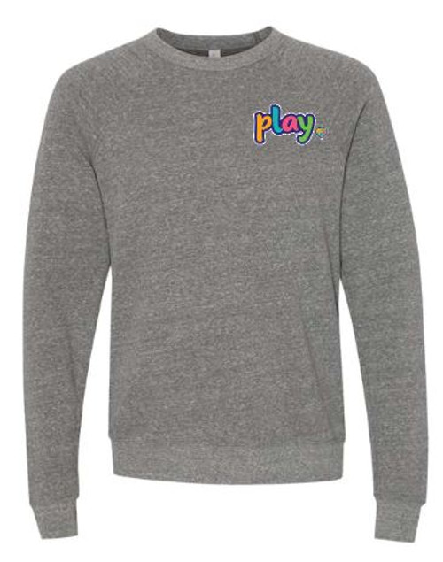 Play Crew Sweatshirt grey