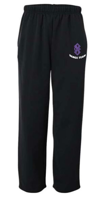 Sion Dance Open Bottom Sweat Pant