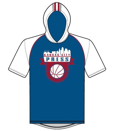 KC Press Team Shooter Shirt