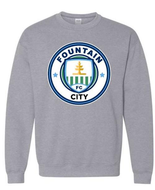 FC Crew Sweatshirt Grey