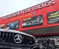 Mercedes GT63S Dash Cam installation