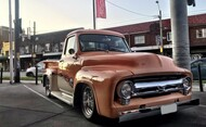 Classic American Pickup visits the store!