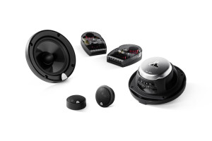 "JL Audio C3-525 C3 Series 5-1/4"" Convertible Component Speaker System"