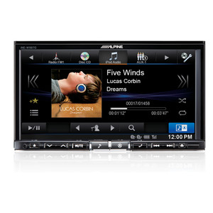 "Alpine INE-W987D 7"" 7"" DAB+/DVD/USB/HDMI/Bluetooth Advanced Navi Station"
