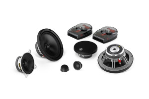 JL Audio C5-653 C5 Series6-1/2 3-way Component Speaker System