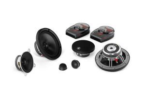 JL Audio C5-653 C5 Series6-1/2 3-way Component Speaker System