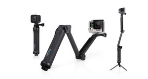 GoPro 3-Way Grip,Arm,Tripod