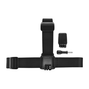 Garmin Head Strap Mount With Ready Clip (VIRB X/XE)