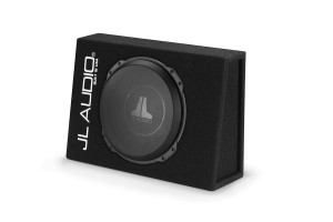 "JL Audio CS112TG-TW3 Sealed PowerWedge with One 12"" TW3 Subwoofer"