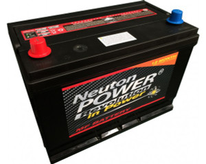 Neuton Power 750CCA Automotive Starting Battery - 2 Year Warranty