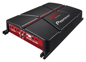 Pioneer  GM-A4704 4-Channel Bridgeable Amplifier