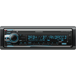 Kenwood KDC -X7100DAB CD/USB DAB+ Player with DAB+
