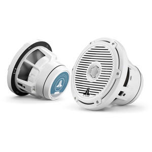 "JL Audio M880-CCX-CG-WH 8.8"" Coaxial w/ White Classic Grills"