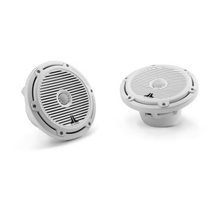 JL Audio M770-CCX-CG-WH 7.7 Marine Speakers White Classic Grills
