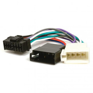 Aerpro APP8SP Sony to iso harness 16 pin