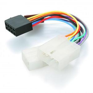 Aerpro APP0110 Mitsubishi iso connector - 2 plug Early Models