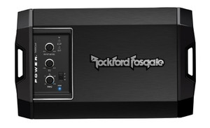 Rockford Fosgate T400X2ad Power 400 Watt Class AD 2-Channel Amplifier