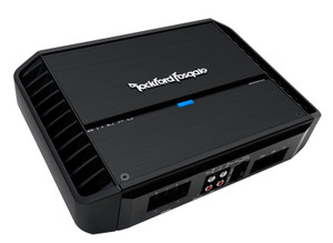Rockford Fosgate P500X1bd Punch 500 Watt Class BD Mono Amplifier