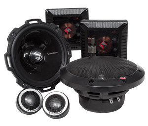 "Rockford Fosgate T2652-S Power 6.50"" Aluminum Component System"
