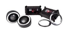 "Rockford Fosgate T2T-S Power 1"" Aluminum Tweeter Kit"