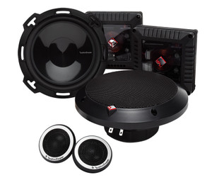 "Rockford Fosgate T16-S Power 6"" Series Component System"