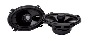 "Rockford Fosgate T1462 Power 4""x6"" 2-Way Full-Range Speaker"