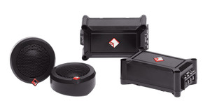"Rockford Fosgate P1T-S Punch 1"" Series Tweeter Kit"