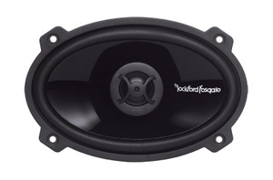 "Rockford Fosgate P1462 Punch 4""x6"" 2-Way Full Range Speaker"