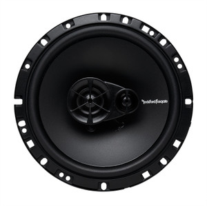 "Rockford Fosgate R165X3 Prime 6.50"" 3-Way Full-Range Speake"